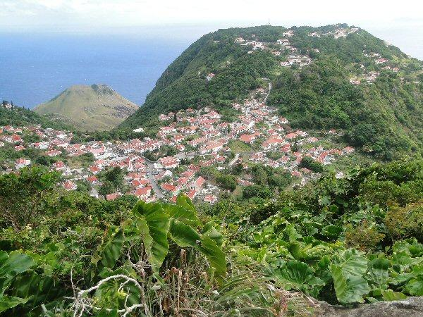 Windwardside - Saba, Caraïben