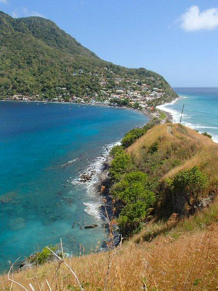 Scotts Head - Dominica, Caraïben