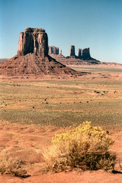 Monument Valley, Verenigde Staten