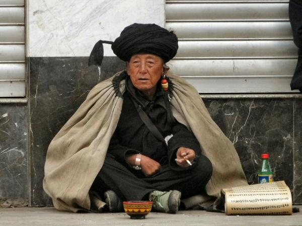 Man in Butuo