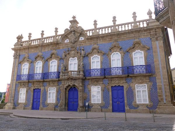 Palácio do Raio in Braga