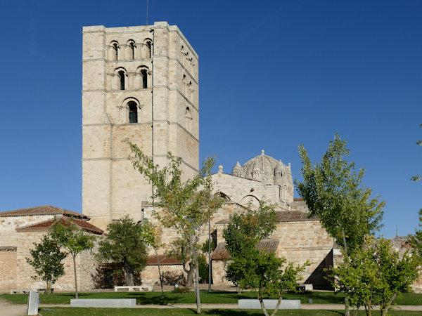 Kathedraal in Zamora