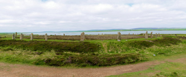 Ring of Brodgar, Schotland