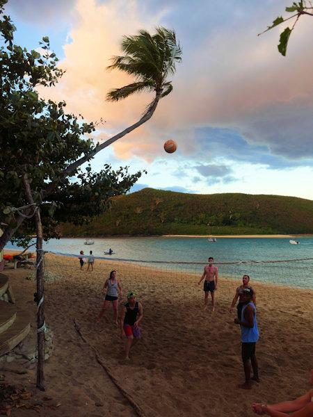 Volleybal, Fiji